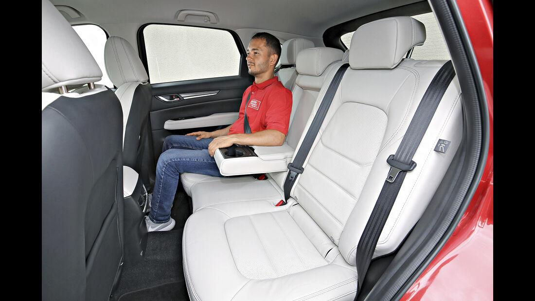 Mazda CX-5 D 175 AWD, Interieur