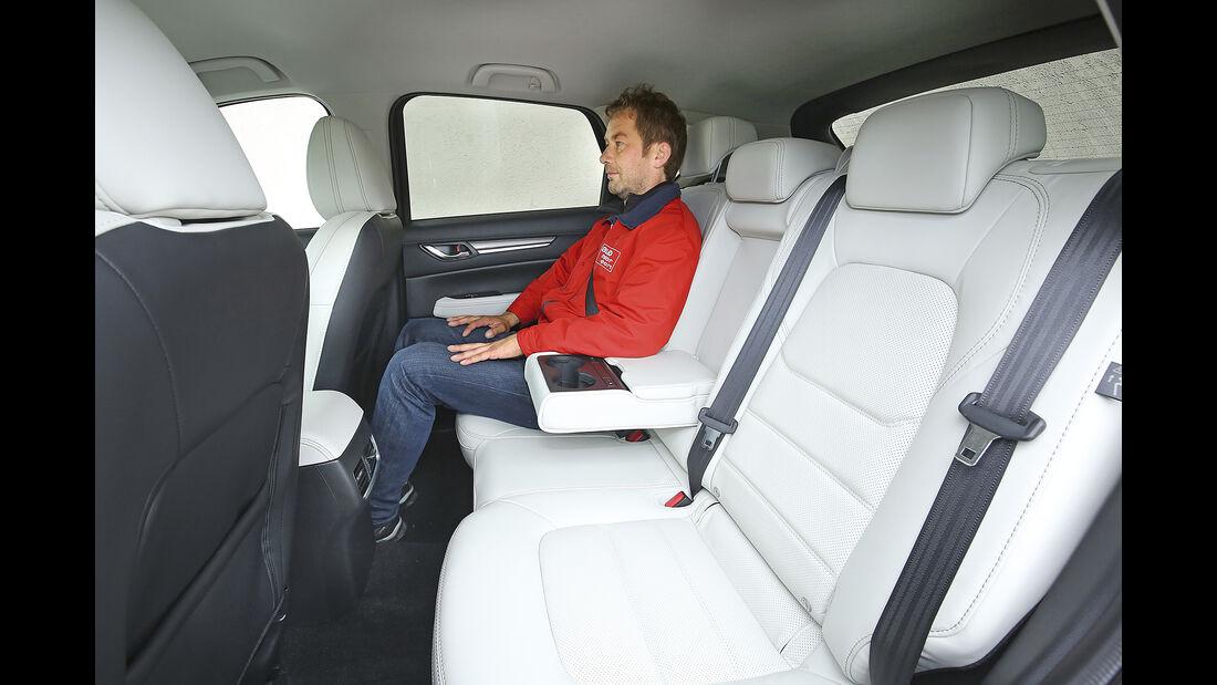 Mazda CX-5 D 175 AWD Sports-Line, Interieur