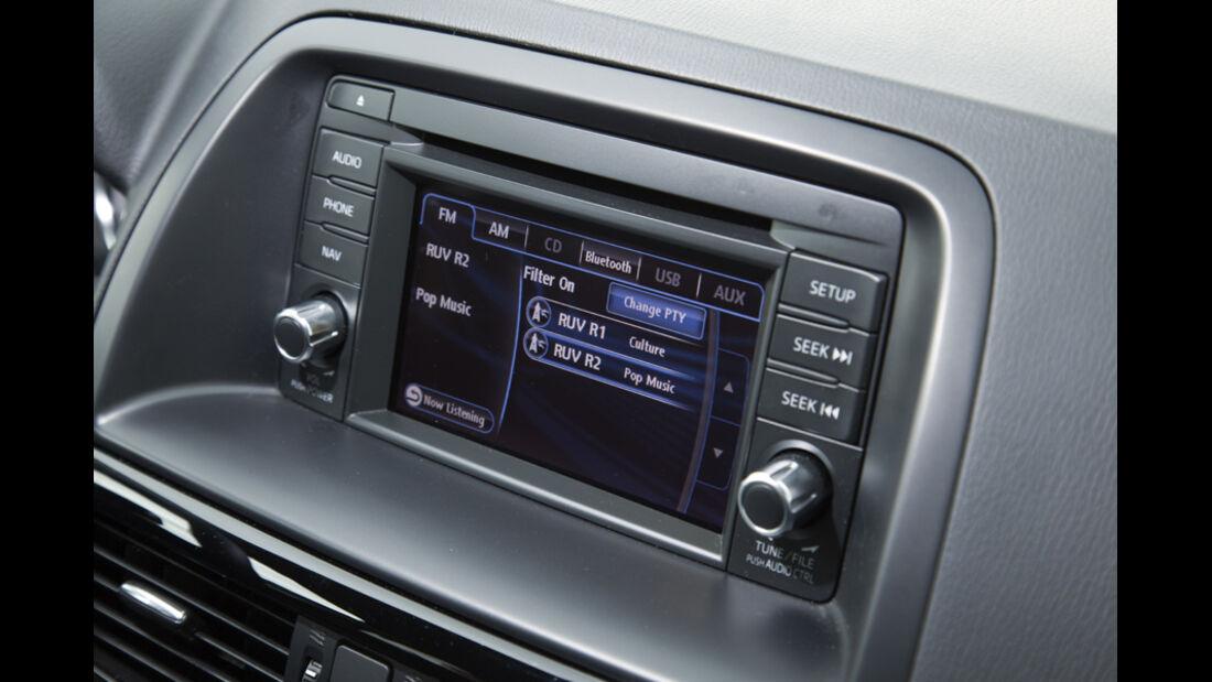 Mazda CX-5, Display