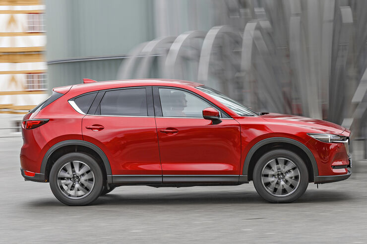 Mazda CX-5 Kaufberatung: Geräumiger und variabler SUV ...