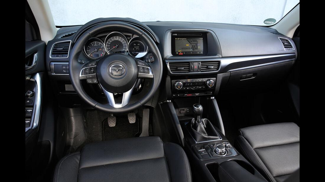 Mazda CX-5 G 150 AWD, Cockpit