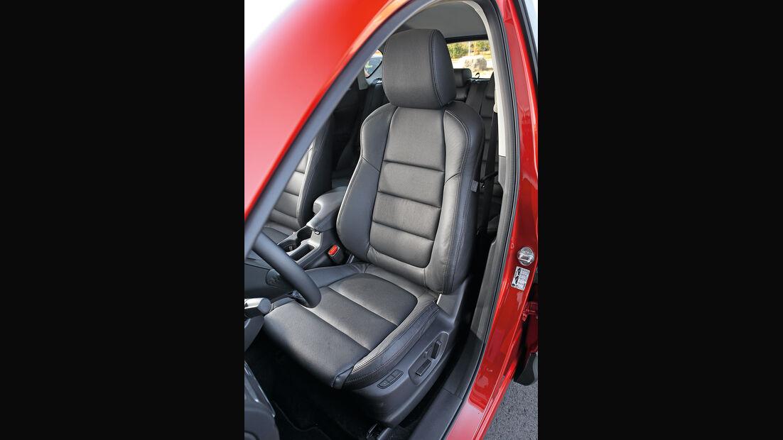 Mazda CX-5 G 150 AWD, Fahrersitz