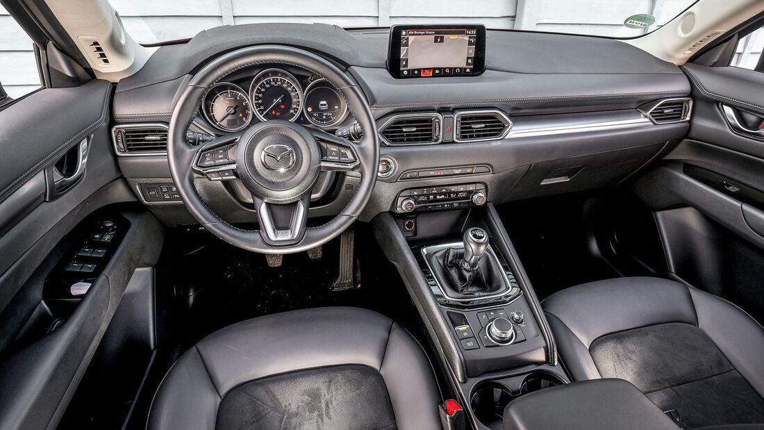 Mazda CX-5 G 165