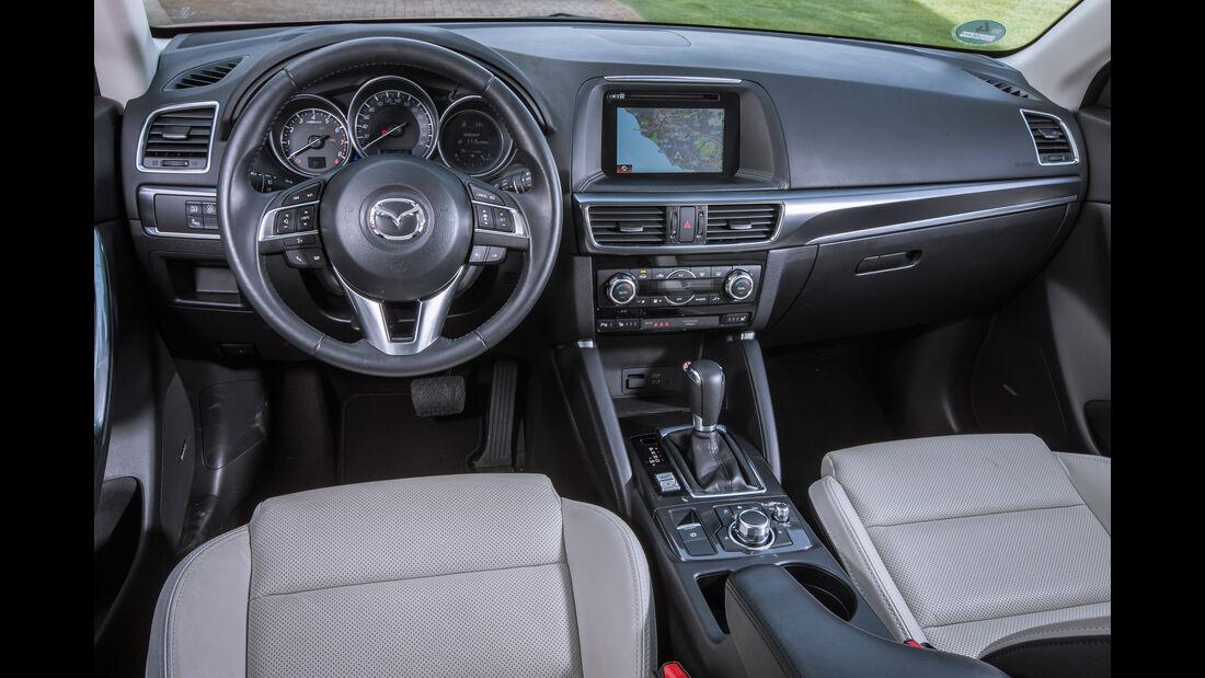 Mazda CX-5 G 192 AWD Sports-Line, Cockpit