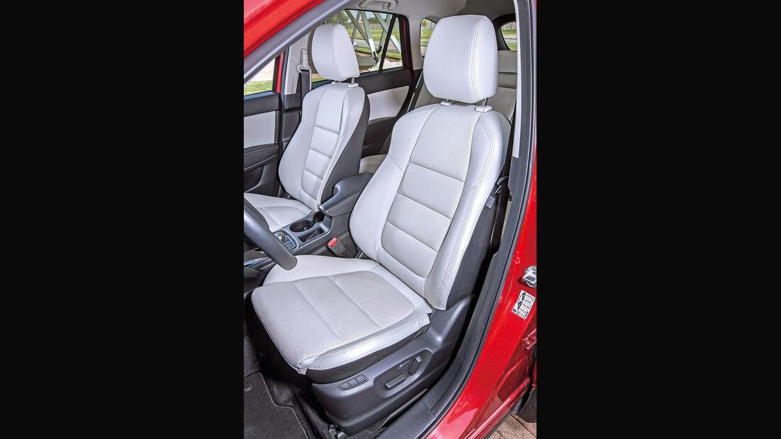 Mazda CX-5 G 192 AWD Sports-Line, Fahrersitz
