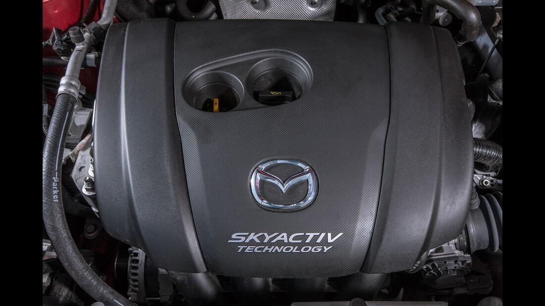 Mazda CX-5 G 192 AWD Sports-Line, Motor