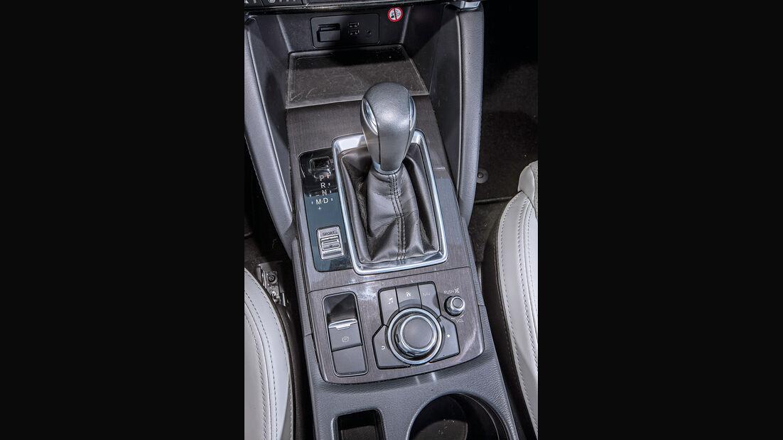 Mazda CX-5 G 192 AWD Sports-Line, Schalthebel
