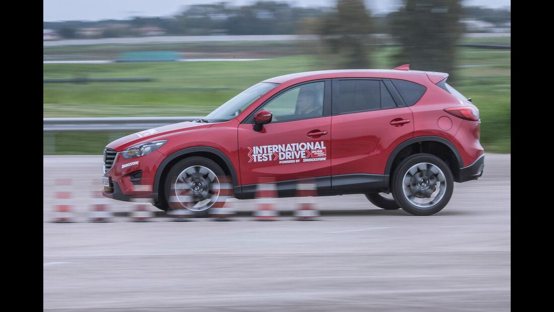 Mazda CX-5 G 192 AWD Sports-Line, Seitenansicht