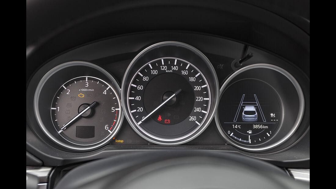 Mazda CX-5, Interieur