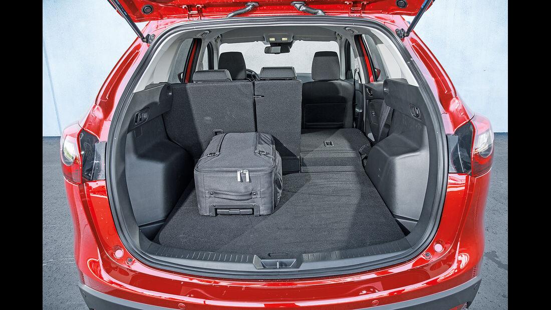 Mazda CX-5, Kofferraum