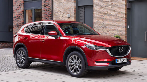 Mazda CX-5 Modelljahr 2019