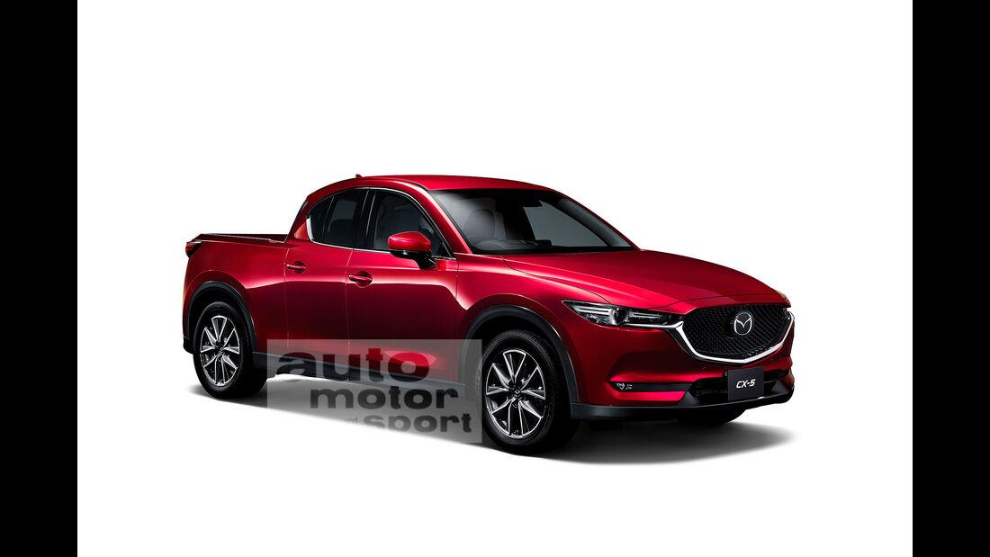 Mazda CX-5 Pickup
