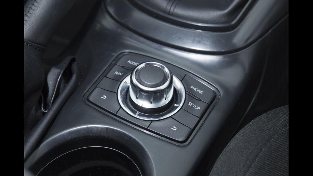 Mazda CX-5, Regler