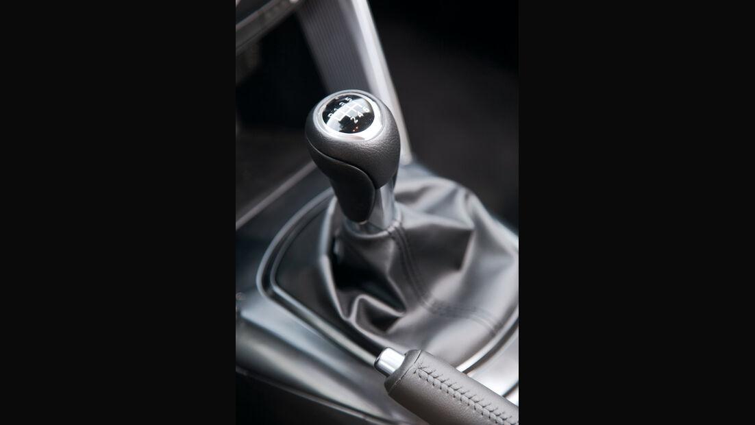 Mazda CX-5, Schalthebel