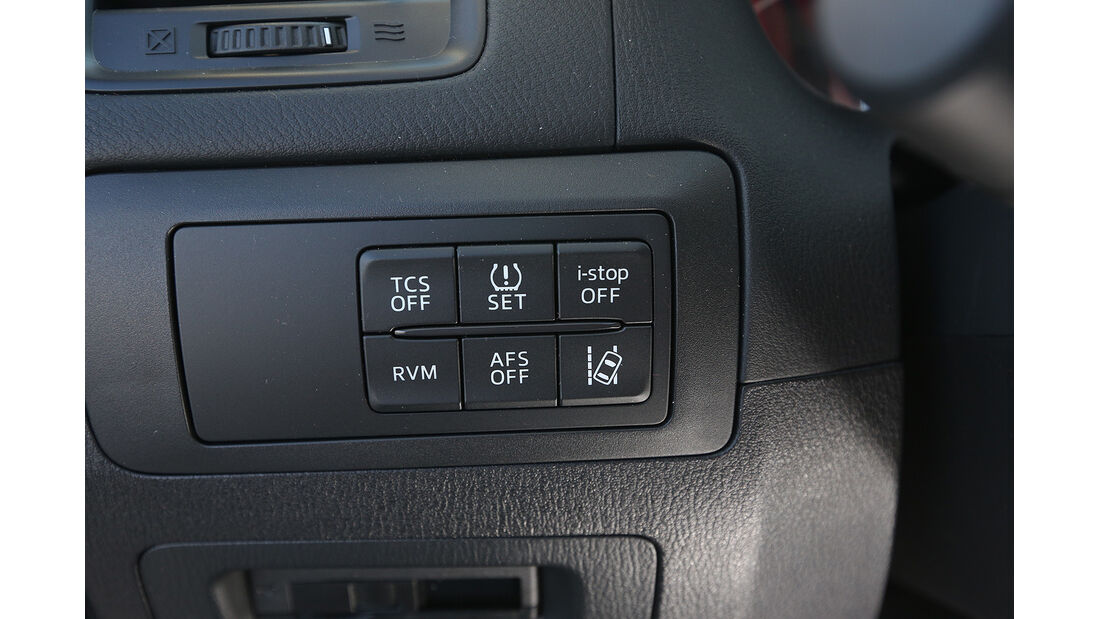 Mazda CX-5 Skyactiv-D 150 AWD Center-Line, Cockpit