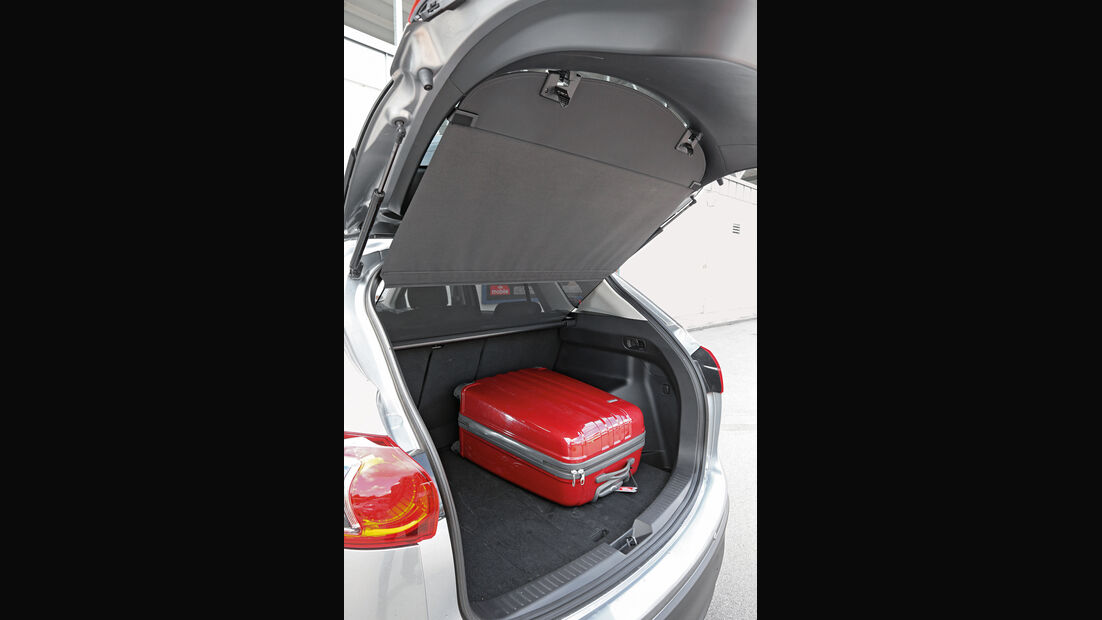 Mazda CX-5 Skyactiv-D 4WD Centerline, Heckklappe
