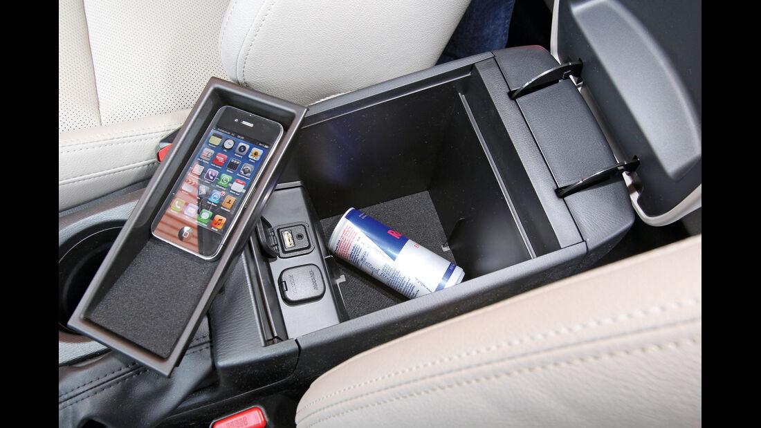 Mazda  CX-5 Skyaktiv-D AWD Sports-Line, Ablage