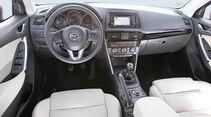 Mazda  CX-5 Skyaktiv-D AWD Sports-Line, Cockpit