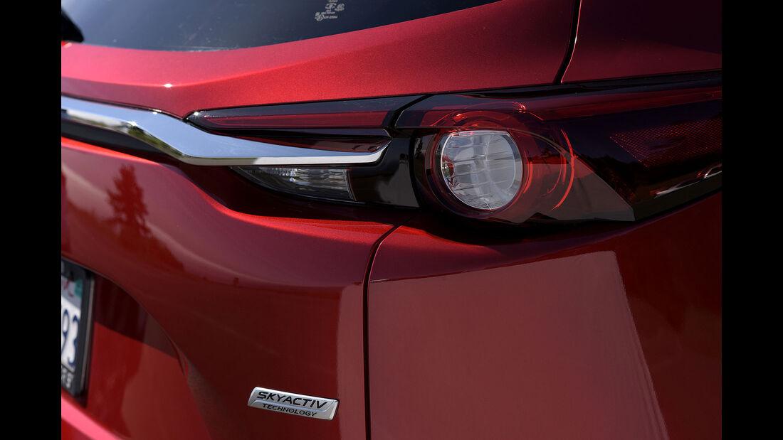 Mazda CX-9 2.5T MY 2016 Neuvorstellung