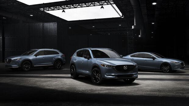 Mazda CX-9 2021 Modellwechsel