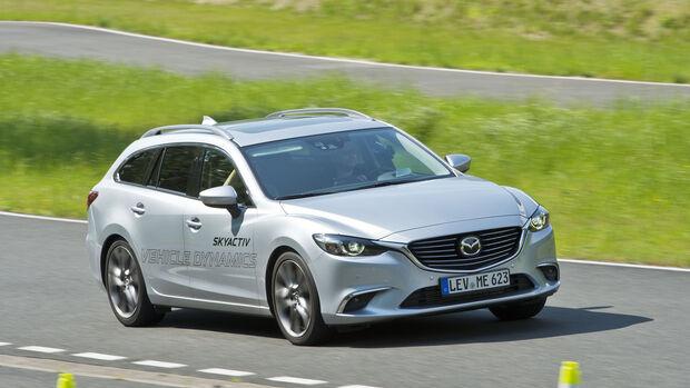 Mazda G-Vectoring-Control