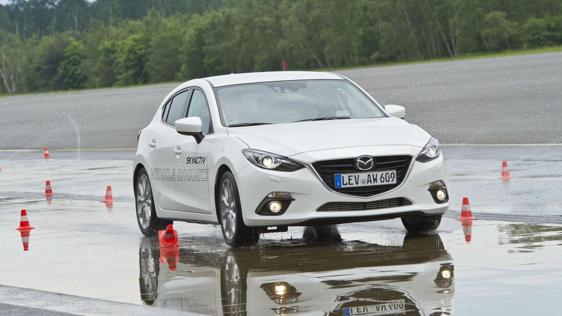 Mazda G-Vectoring-Control, Mazda 3