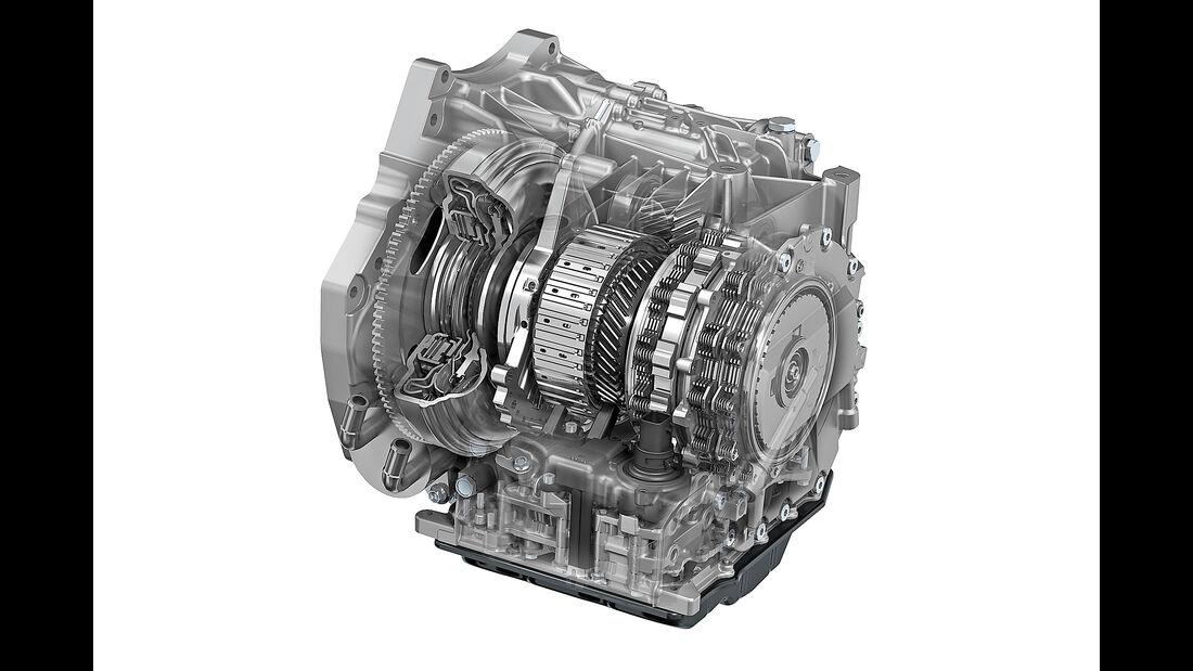 Mazda, Getriebe