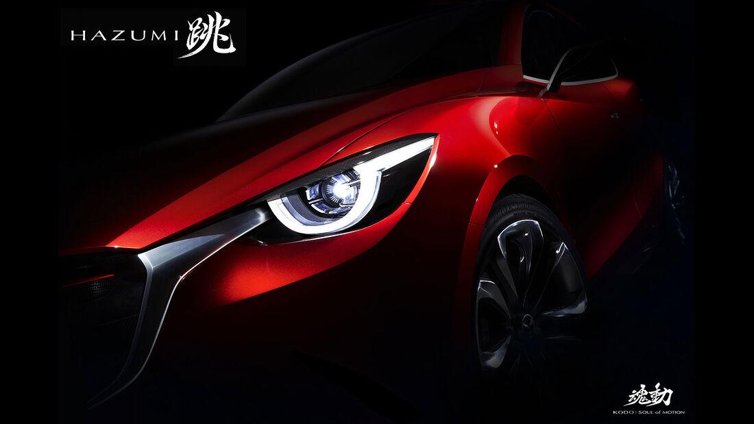 Mazda Hazumi Mazda 2
