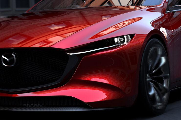 Mazda Bringt 2020 E Auto Mit Wankel Als Range Extender