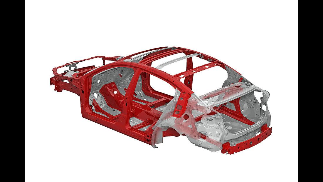 Mazda, Karosserie