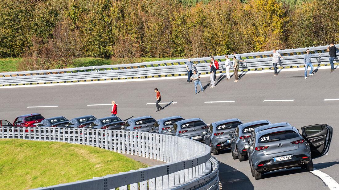 Mazda Leser Test Drive