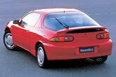 Mazda MX-3, 1991