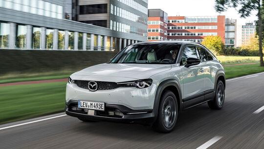 Mazda MX-30 Ad'Vantage-Paket