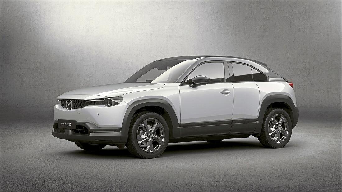 Mazda MX-30, Autonis 2020