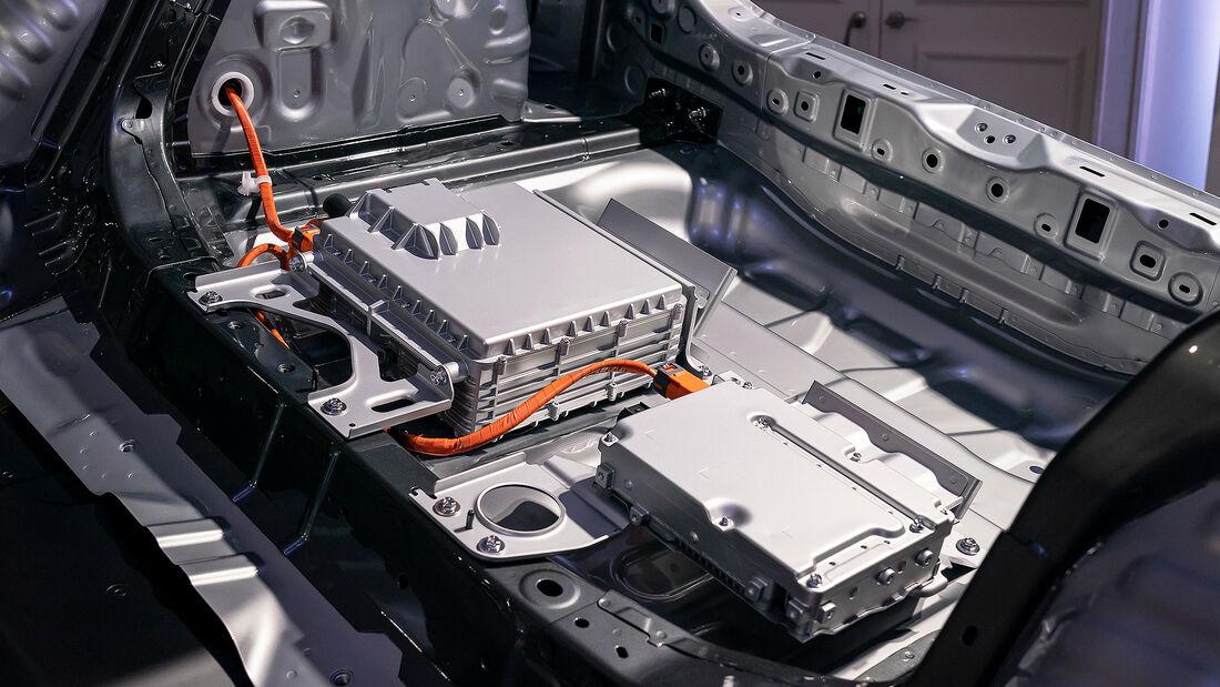 Mazda MX-30 Concept Car
