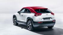 Mazda MX-30, Exterieur