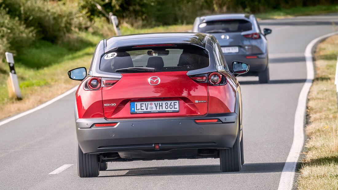 Mazda MX-30 Leser-Testdrive