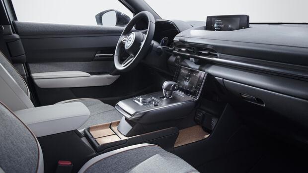 Mazda MX-30 e-Skyactiv Elektroauto Tokio Motor Show 2019