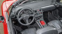Mazda MX-5 1.6/1.8 Typ NA, Cockpit