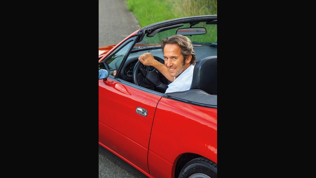 Mazda MX-5 1.6/1.8 Typ NA, Michael Schröder