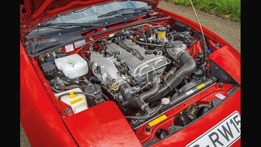 Mazda MX-5 1.6/1.8 Typ NA, Motor