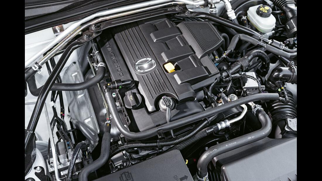 Mazda MX-5 2.0 MZR, Motor