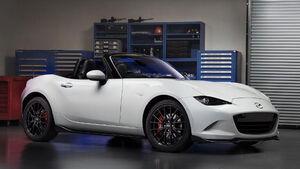 Mazda MX-5 ACCESSORIES CONCEPT DESIGN