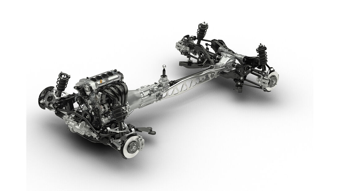 Mazda MX-5 Chassis