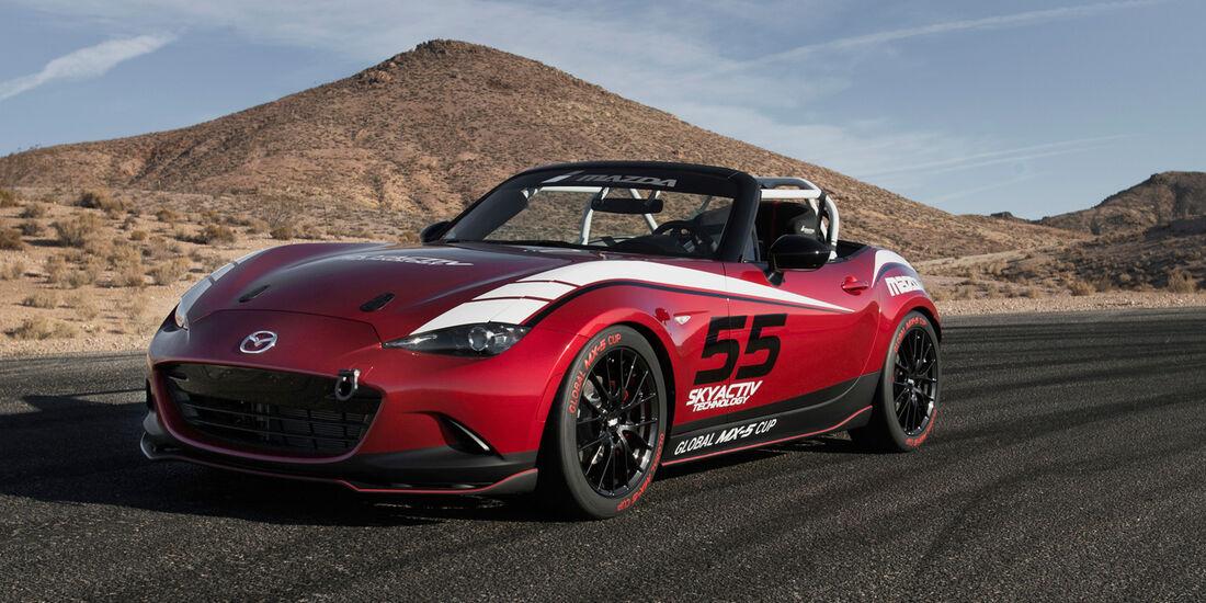 Mazda MX-5 Cup - 2014