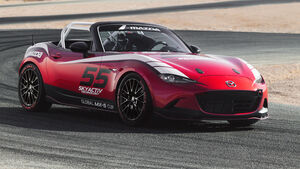 Mazda MX-5 Cup - 2014