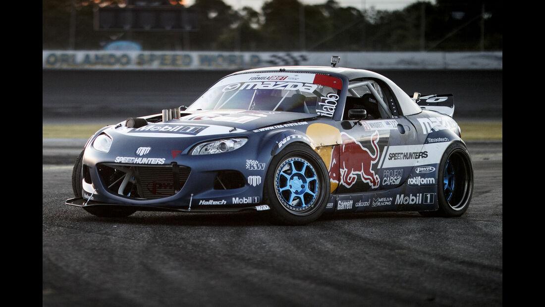 Mazda MX-5 Drift-Car