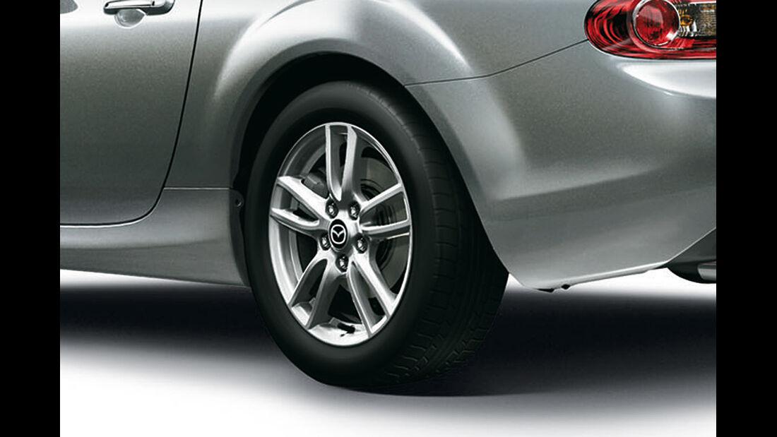 Mazda MX-5 Facelift 2012