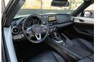 Mazda MX-5 G 131, Cockpit