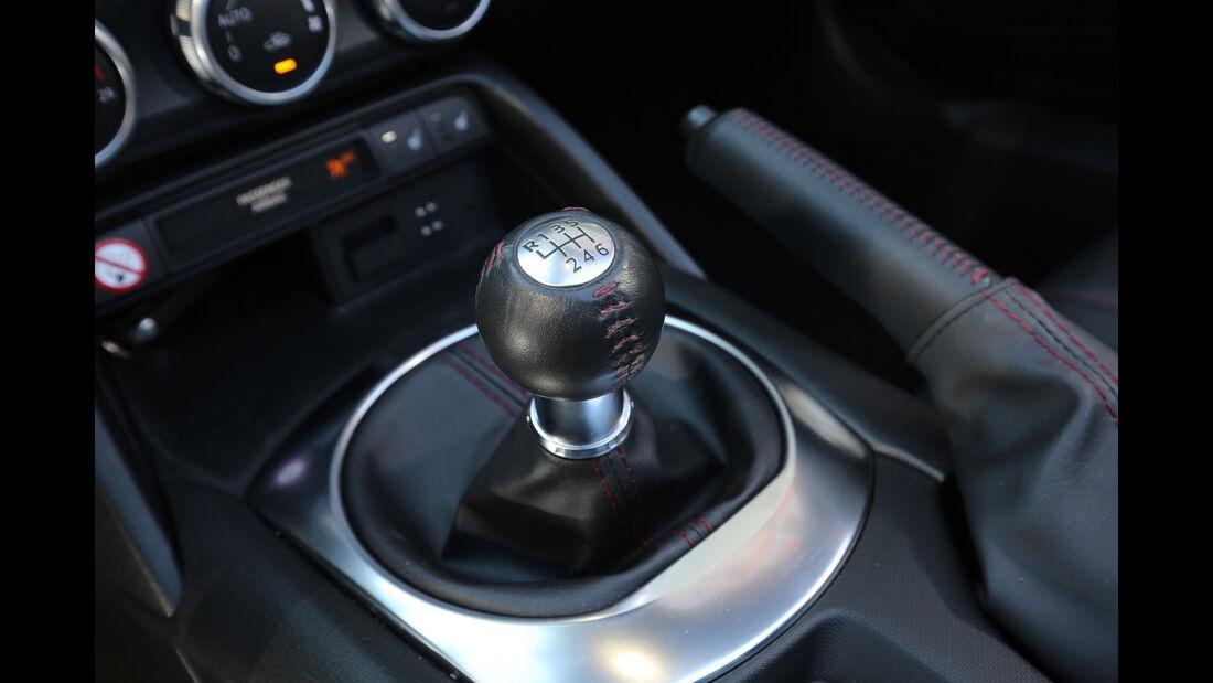 Mazda MX-5 G 131, Schalthebel